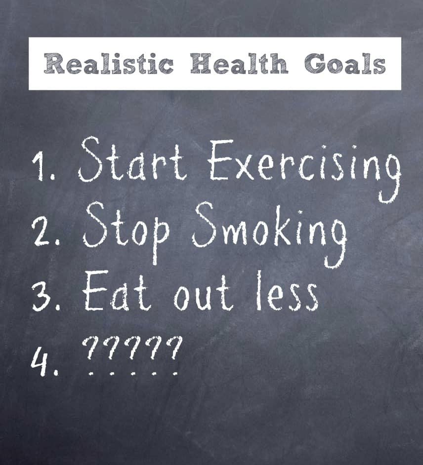 Setting Realistic Health Goals This Year