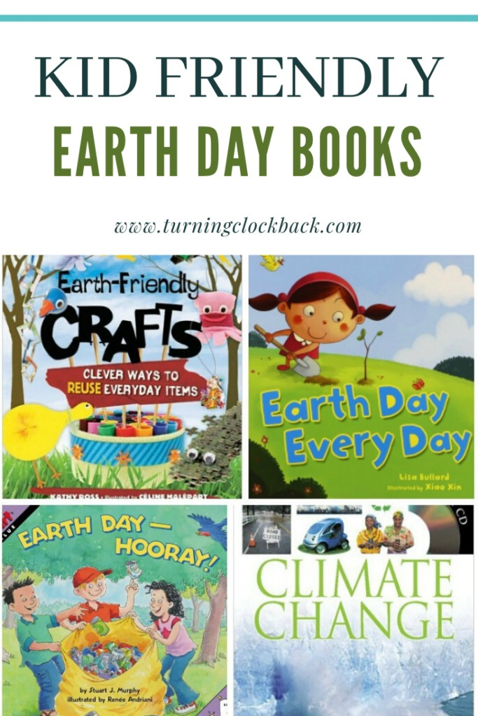 Kid Friendly Earth Day Books