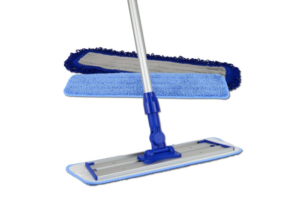 Professional Microfiber Mop System