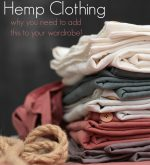 The Benefits of Hemp Clothing for a Sustainable Closet