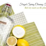 Frugal Spring Cleaning Tips That Benefit Your Wallet AND the Earth!
