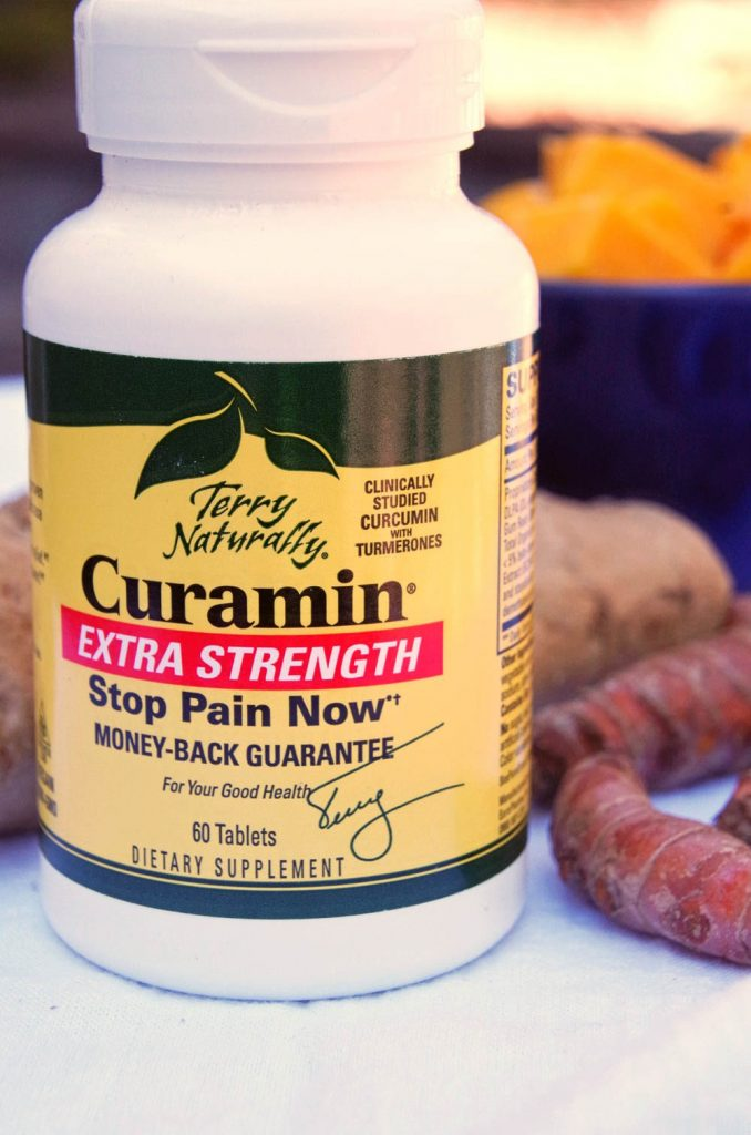 Curamin Extra Strenth Stop Pain Now supplement
