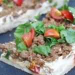 This Easy Taco Pizza Recipe is a Simple Dinner Idea that Everyone will Love!