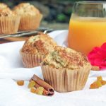 Easy Cinnamon Raisin Muffin Recipe to Start Your Morning Off Right!