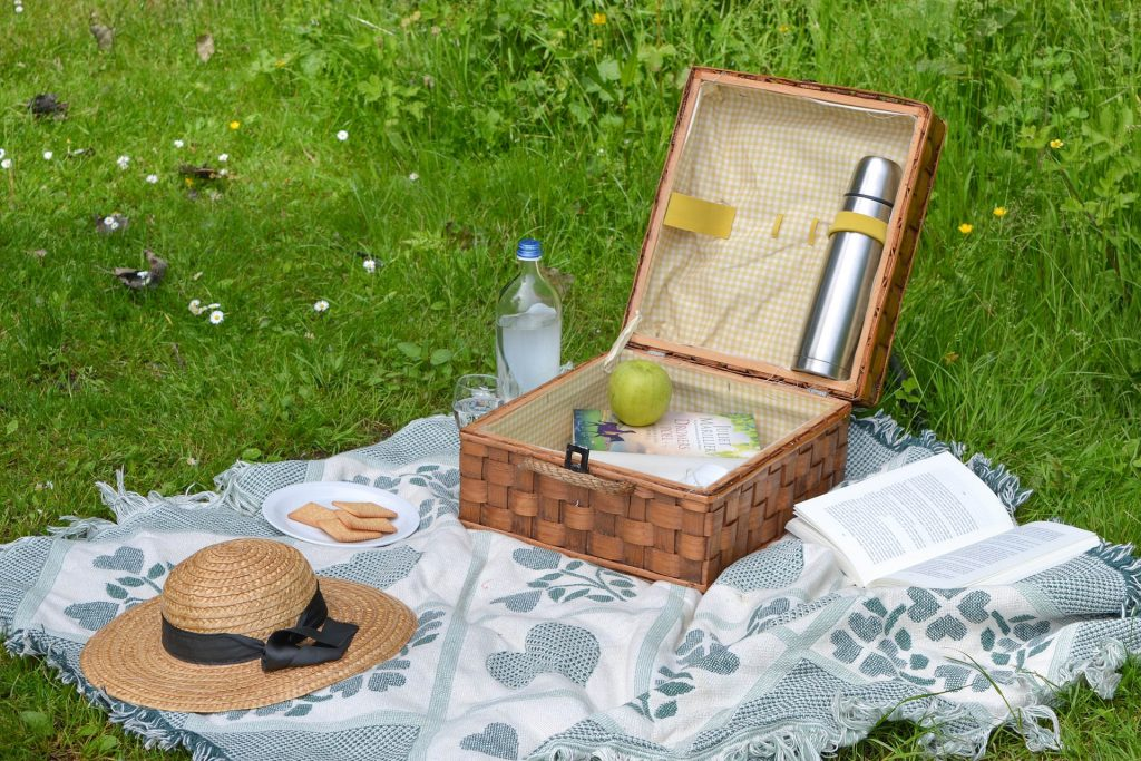 Green and Healthy Picnic Ideas for Summer (1 of 1)
