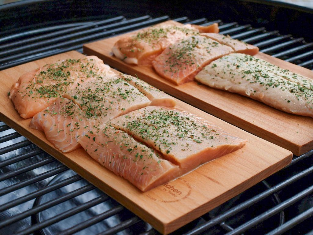Seafood Grilling Tips