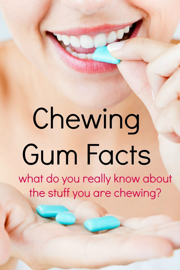 Disturbing Chewing Gum Facts and End of World Survival Uses