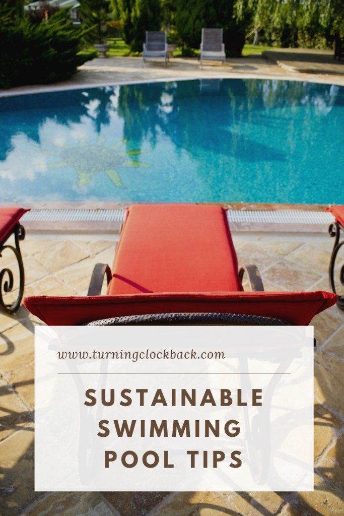 Sustainable Swimming Pool tips