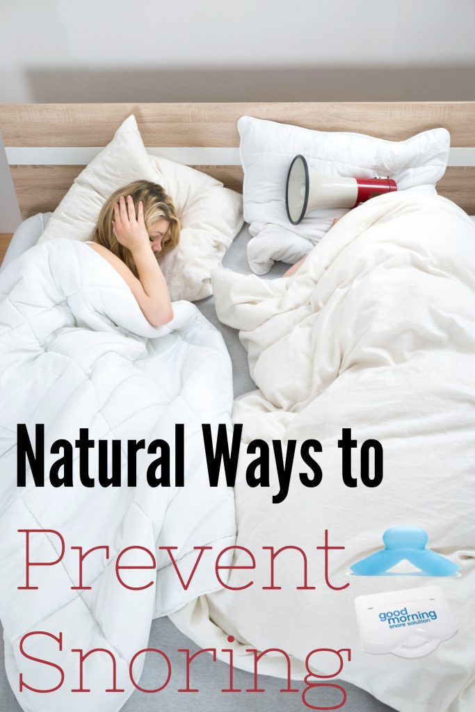 5 Natural Ways to Prevent Snoring for a Quieter Night Sleep