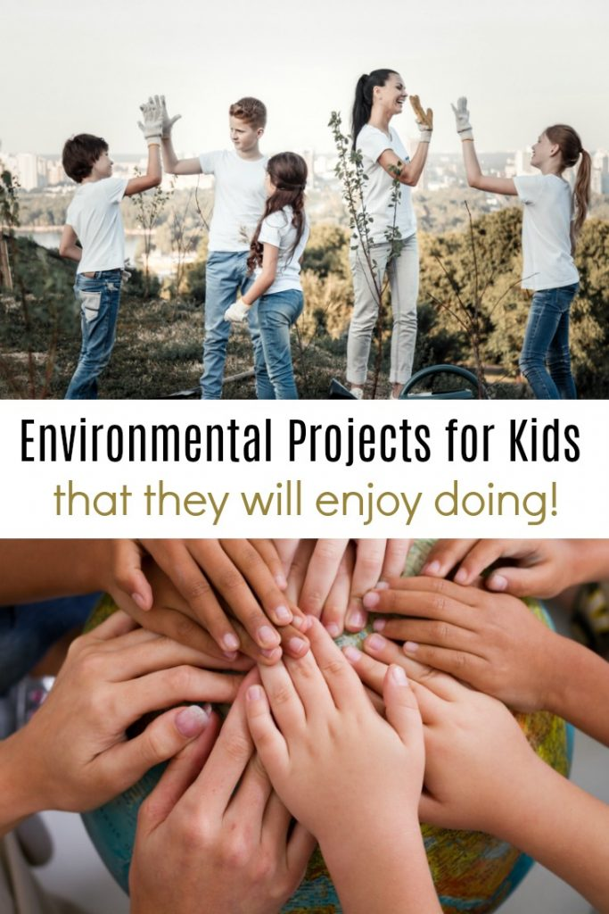 Environmental Projects for Kids That They Will Enjoy Doing