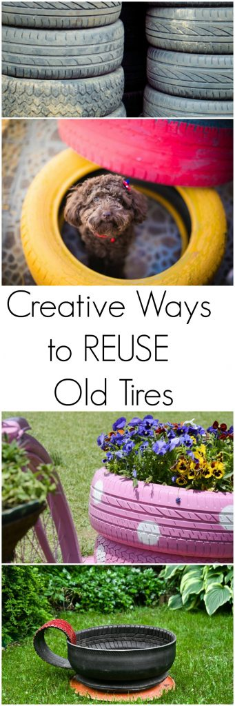 Cool Things to Do With Old Tires