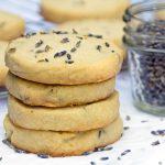 Lavender Shortbread Cookie Recipe
