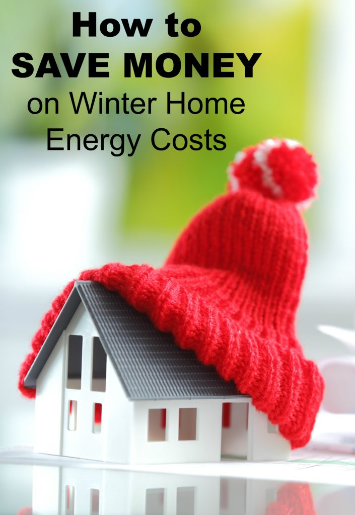 Home Energy Saving Tips for Winter