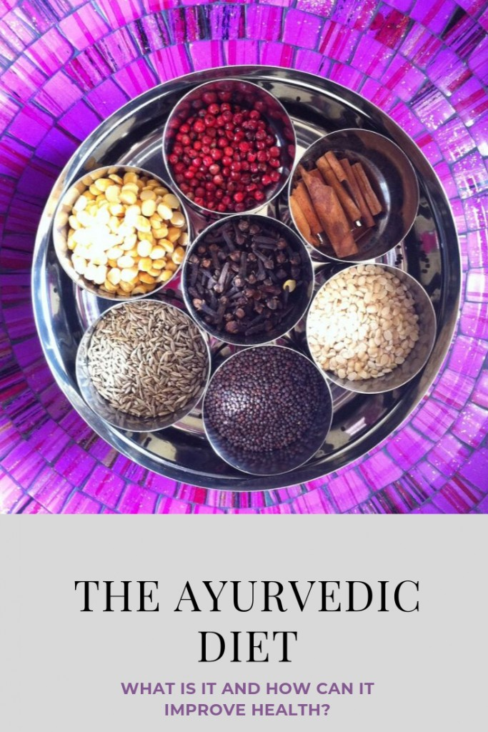 Spices used in the Ayurvedic Diet