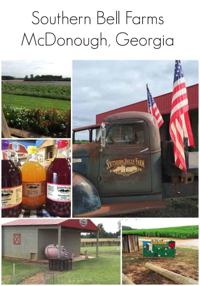 Southern Belle Farms McDonough, Georgia