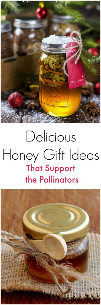 Delicious Honey Gift Ideas that Help Support the Pollinators!