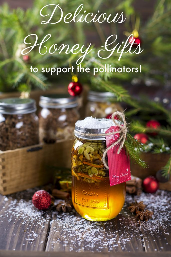 Delicious Honey Gift Ideas to Help Support the Pollinators!