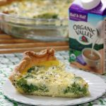Easy Broccoli Quiche Recipe for a Simple Vegetarian Dinner Idea