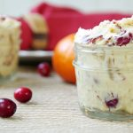 Fresh Cranberry Butter Recipe with Orange and Vanilla