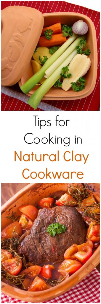 Tips for Cooking in Natural Clay Cookware