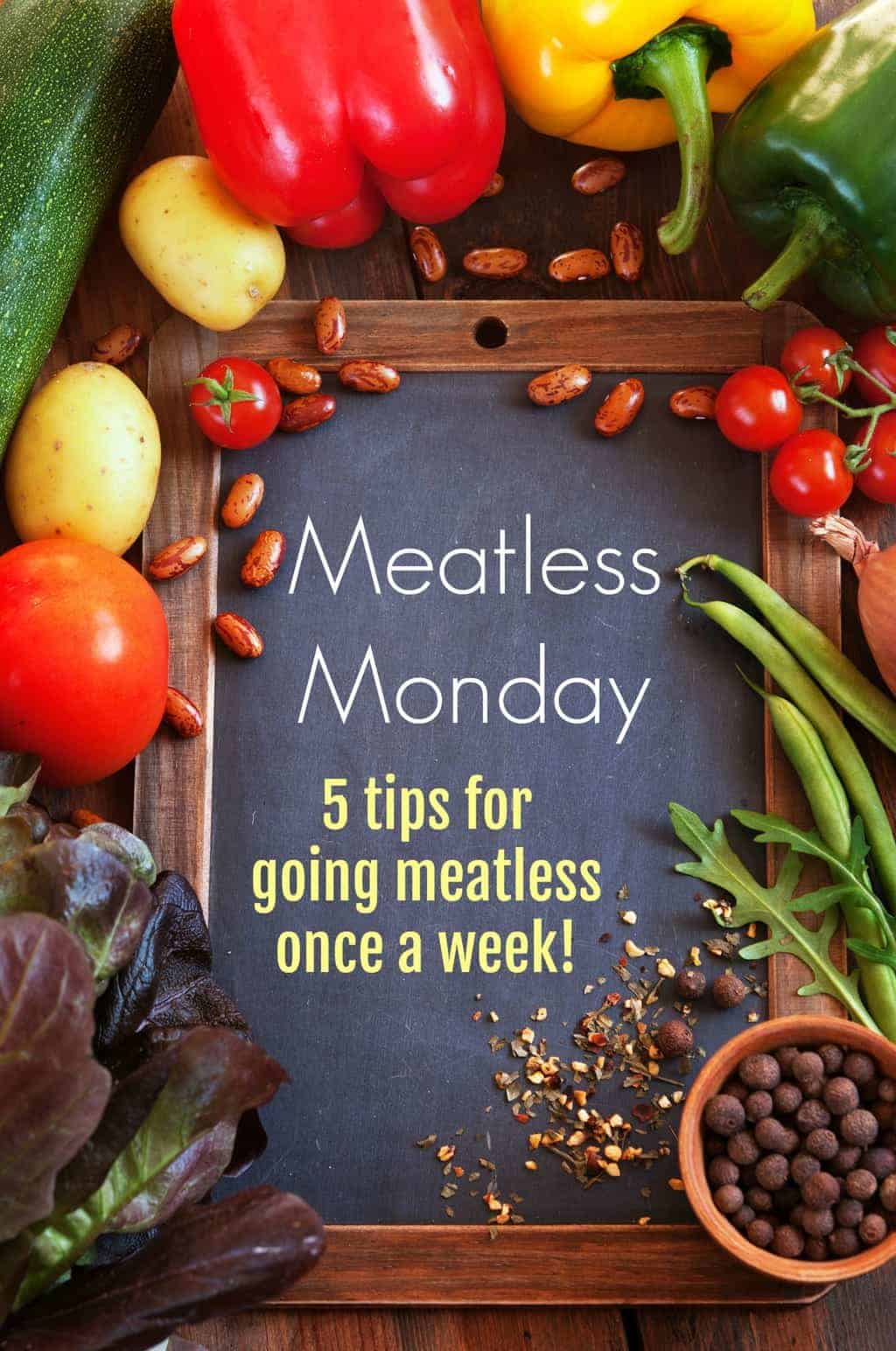 Want to know how to make your Meatless Monday campaign successful?  Here are a few tips for success when eating meatless one day a week.