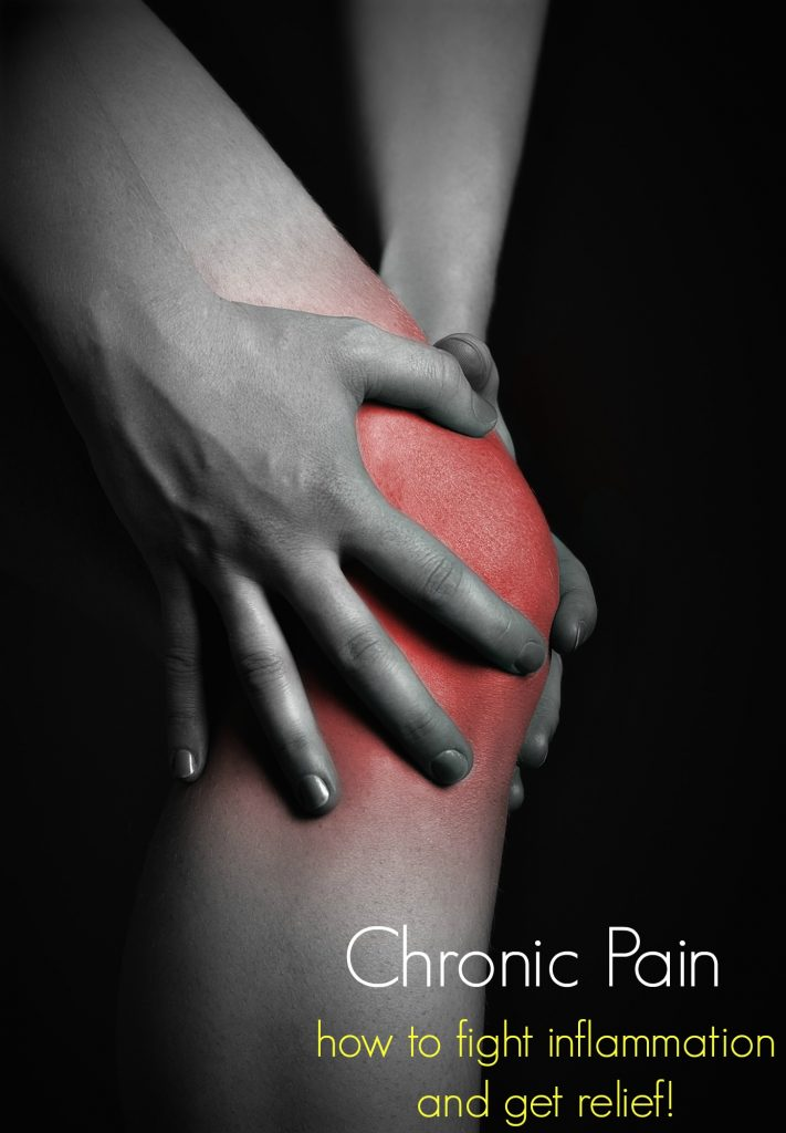 Omega 3 and Inflammation and Coping with Chronic Pain  #health #healthtips #nutrition
