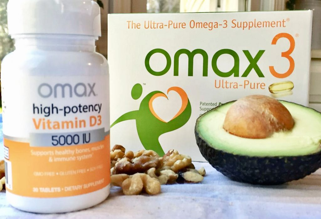 Omega 3 and Inflammation and Coping with Chronic Pain A