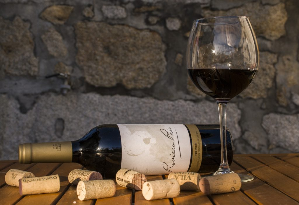 The Carbon Footprint of Wine and Saying No to Plastic Wine Corks