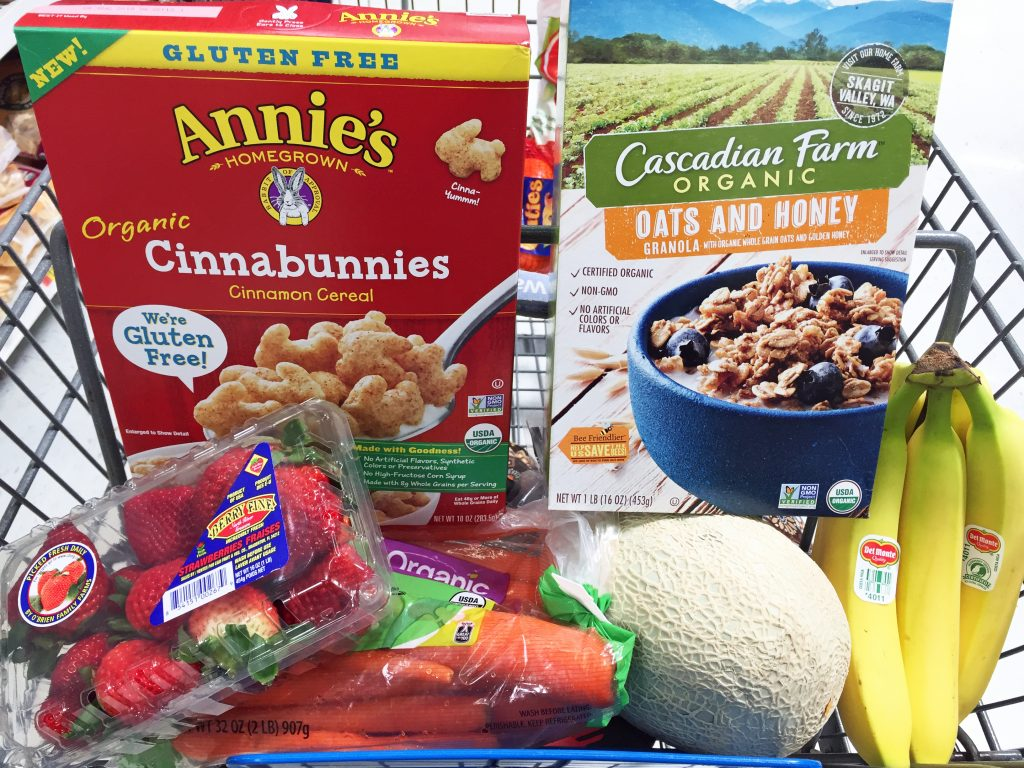 Tips for Making Smarter Snack Choices Organic cereal and healthy snacks