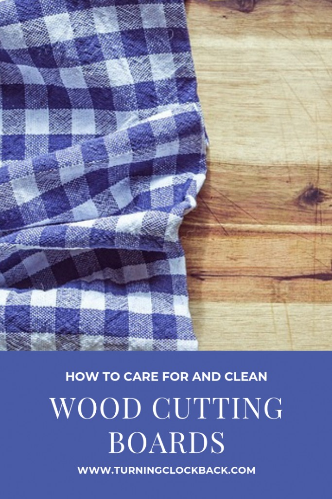 How do you maintain a wooden cutting board? Here are some tips for cleaning butcher blocks and a DIY wood butter recipe.