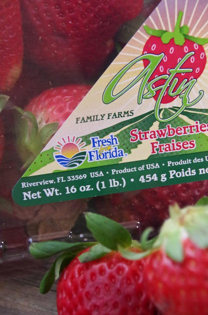 Florida Strawberries