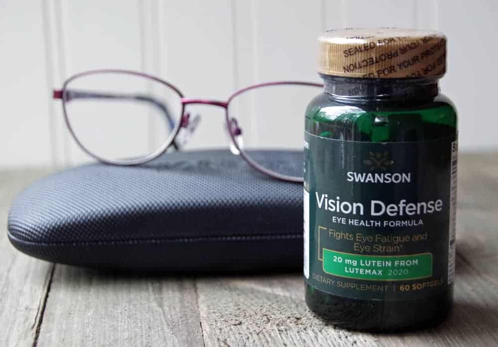 Swanson Vision Health Supplement