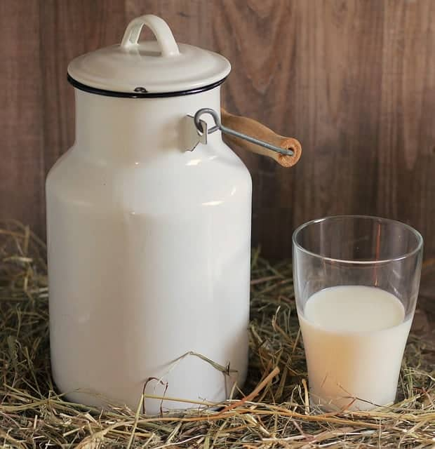raw milk risks and benefits