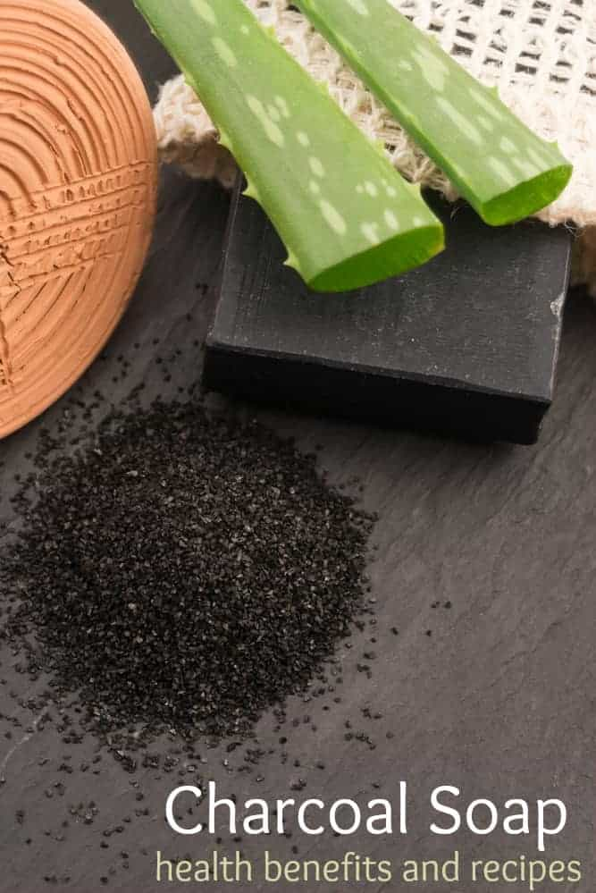 7 Reasons to Buy Charcoal Soap and Use it Every Day!