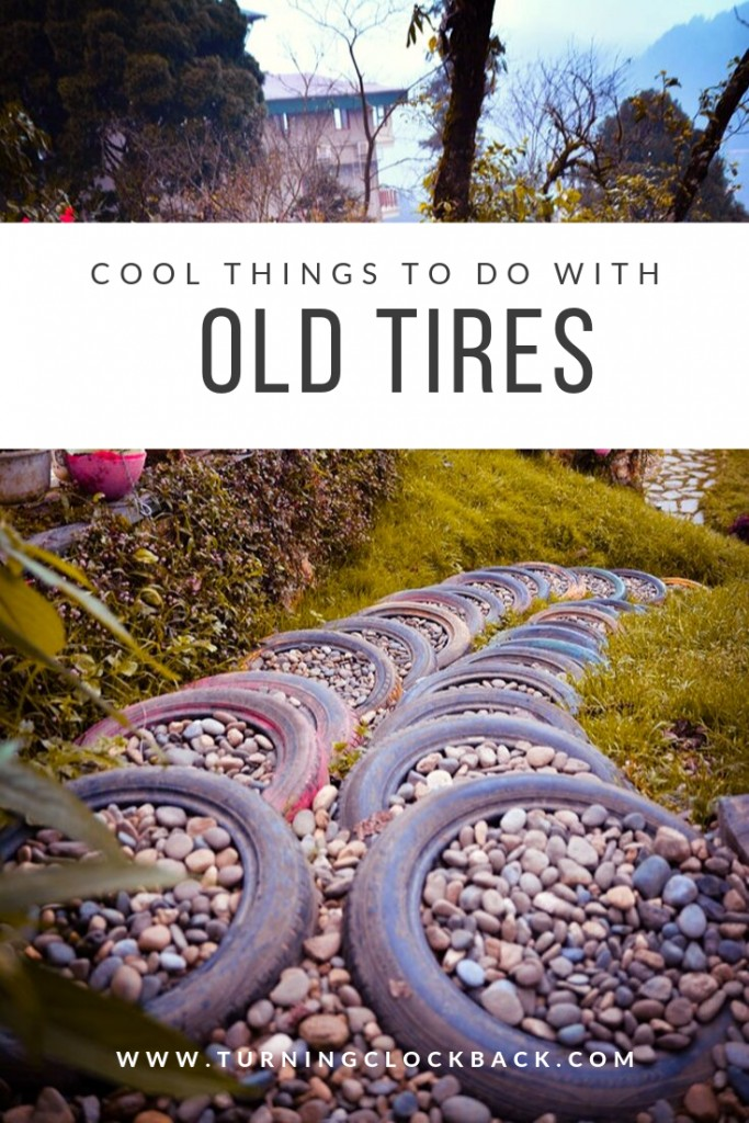 From tire workouts to landscaping projects using old tires, come find out what to do with the old tires that are no longer on your car!