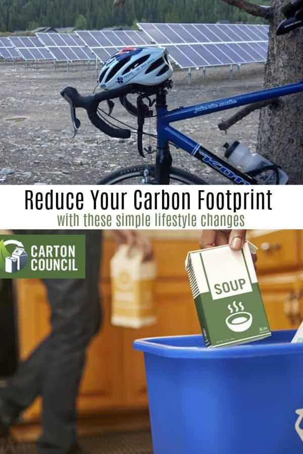 Do These Simple Things to Reduce Your Carbon Footprint!