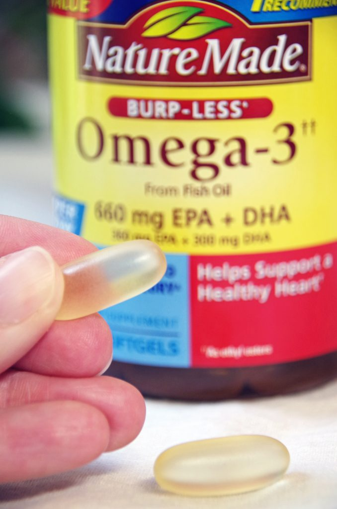 Omega 3 vs Fish Oil