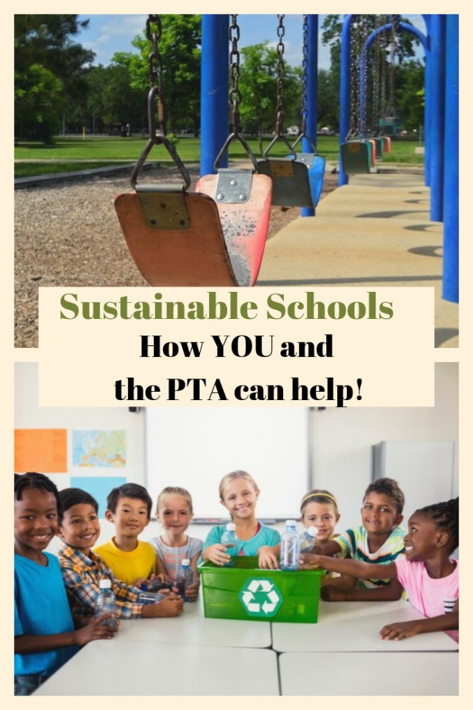 Sustainable Schools. How YOU and the PTA can help