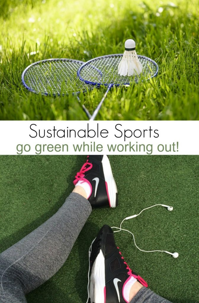 Eco friendly Sports: What is your favorite activity doing to the environment?