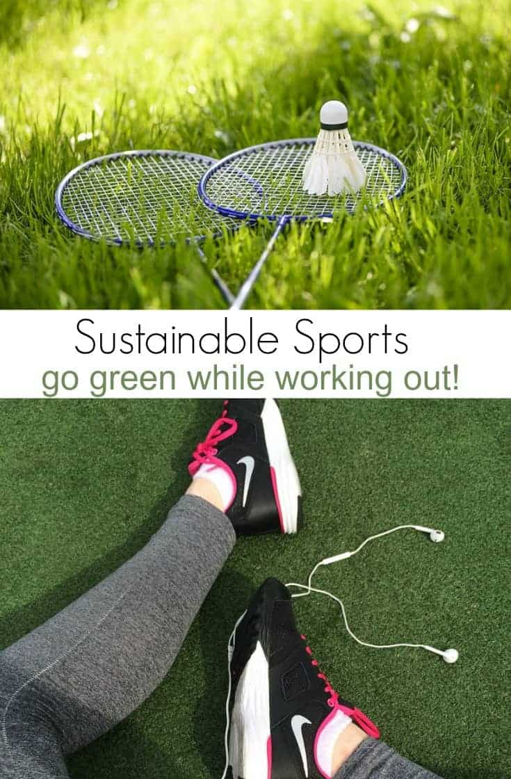 Which sports have the highest carbon footprint?  I there anything you can do to turn no so green activities into eco friendly sports you can enjoy without guilt? Here are a few tips!
