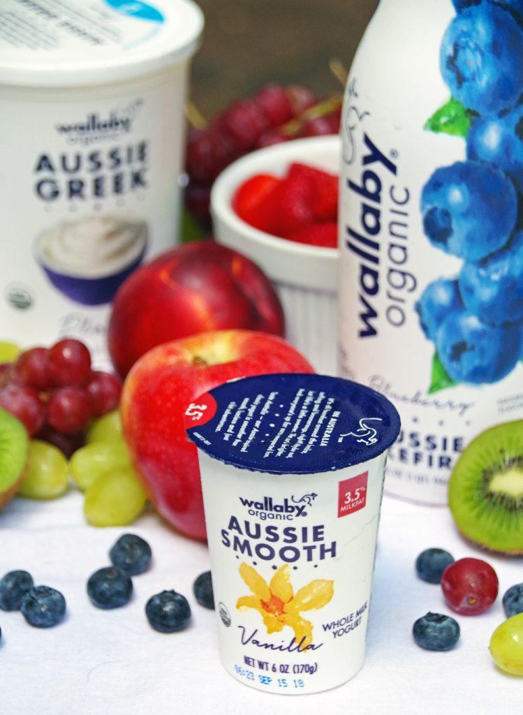 Wallaby Yogurt
