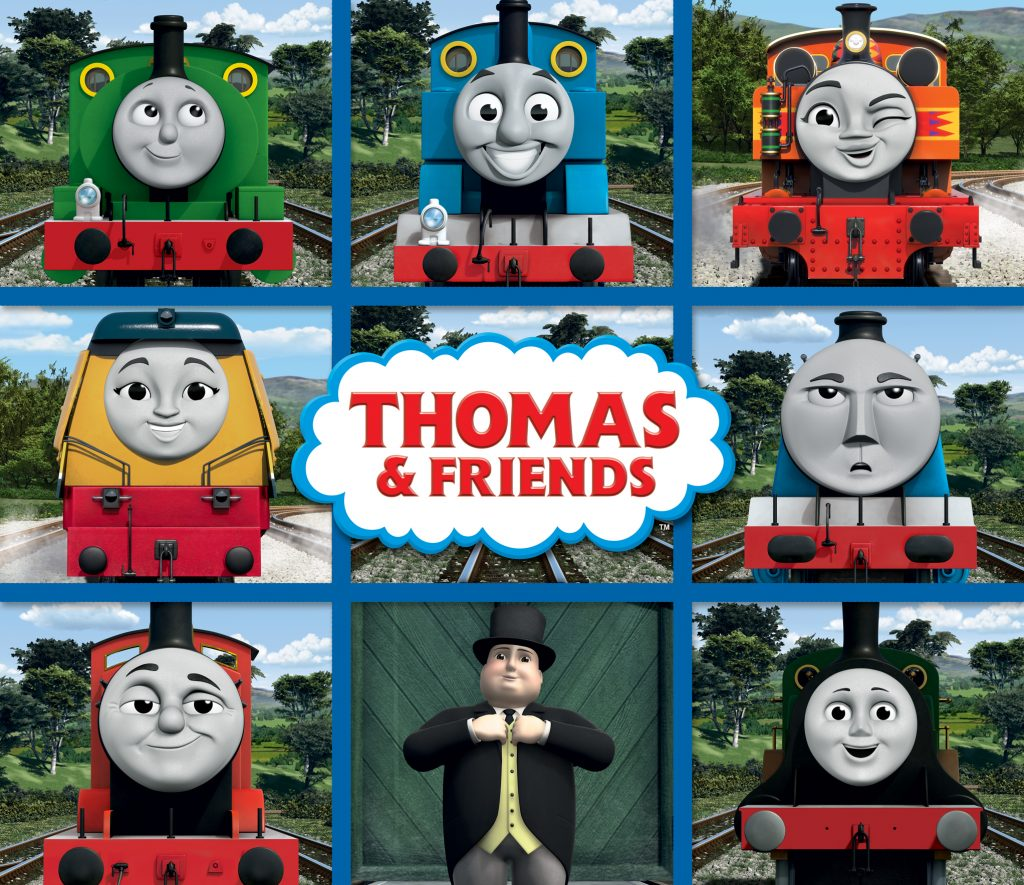 Thomas and Friends Sustainability