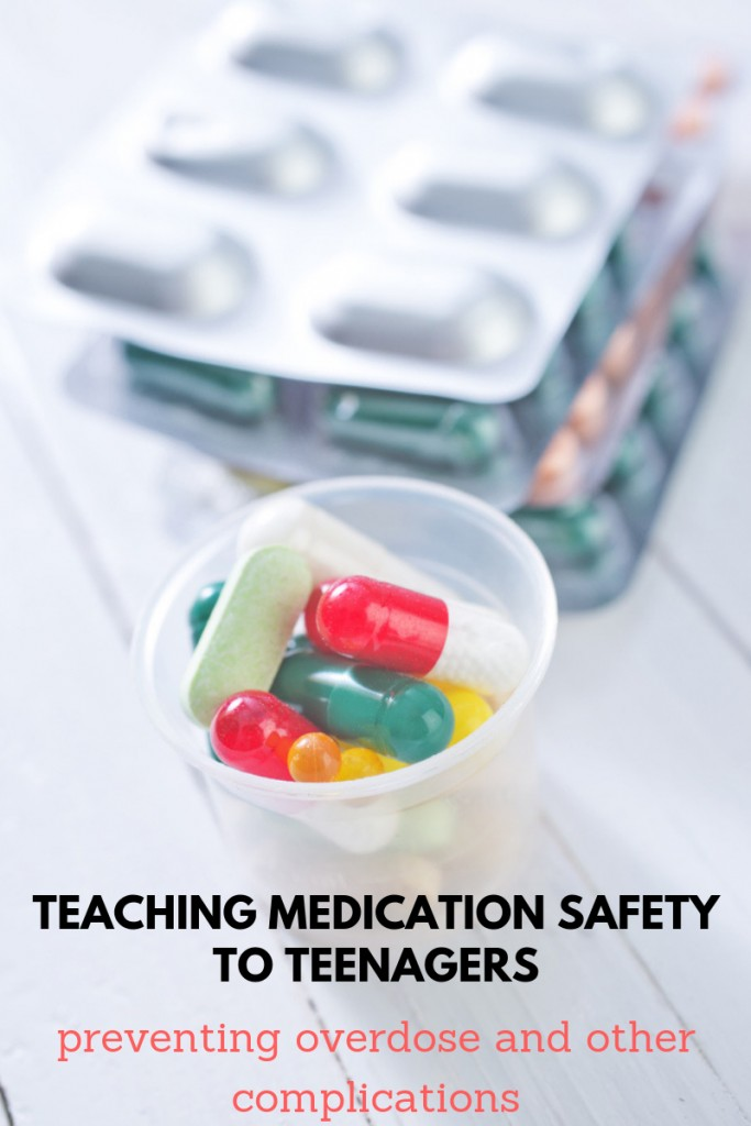 Teaching Medication Safety to Teenagers