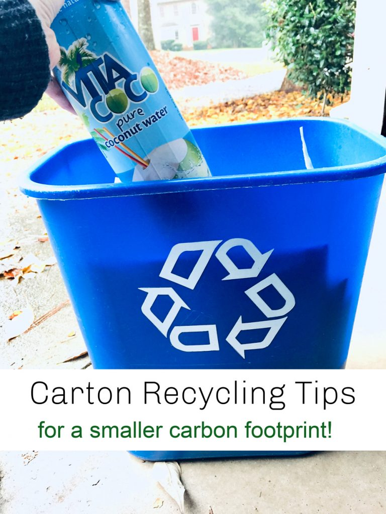 Carton Recycling Tips for a Smaller Carbon Footprint 2