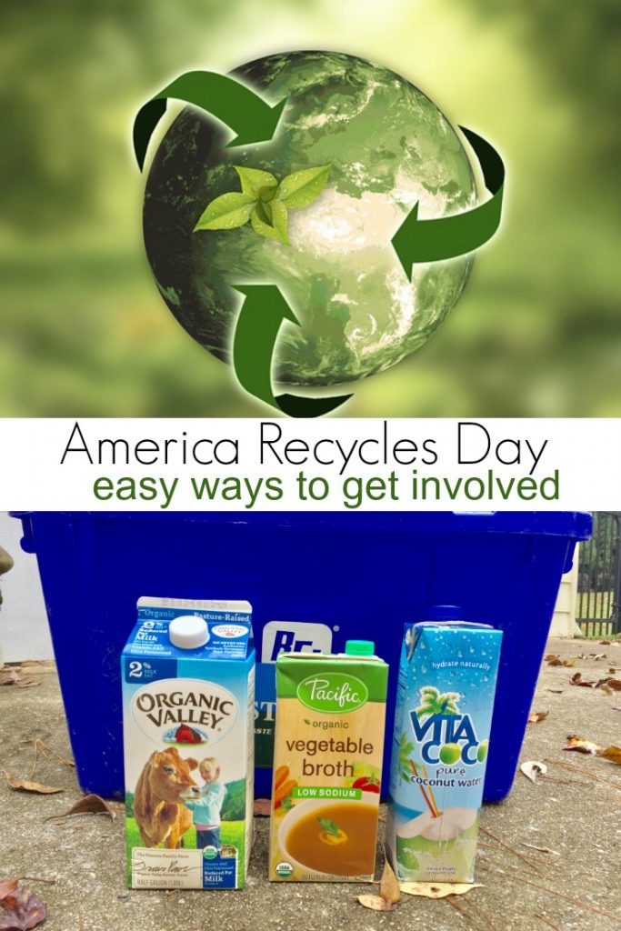 Easy Ways to Get Involved with America Recycles Day