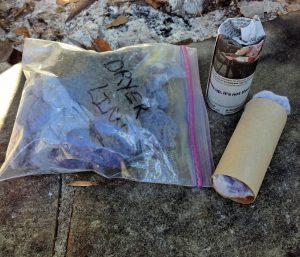 oilet Paper Tube Fire Starters