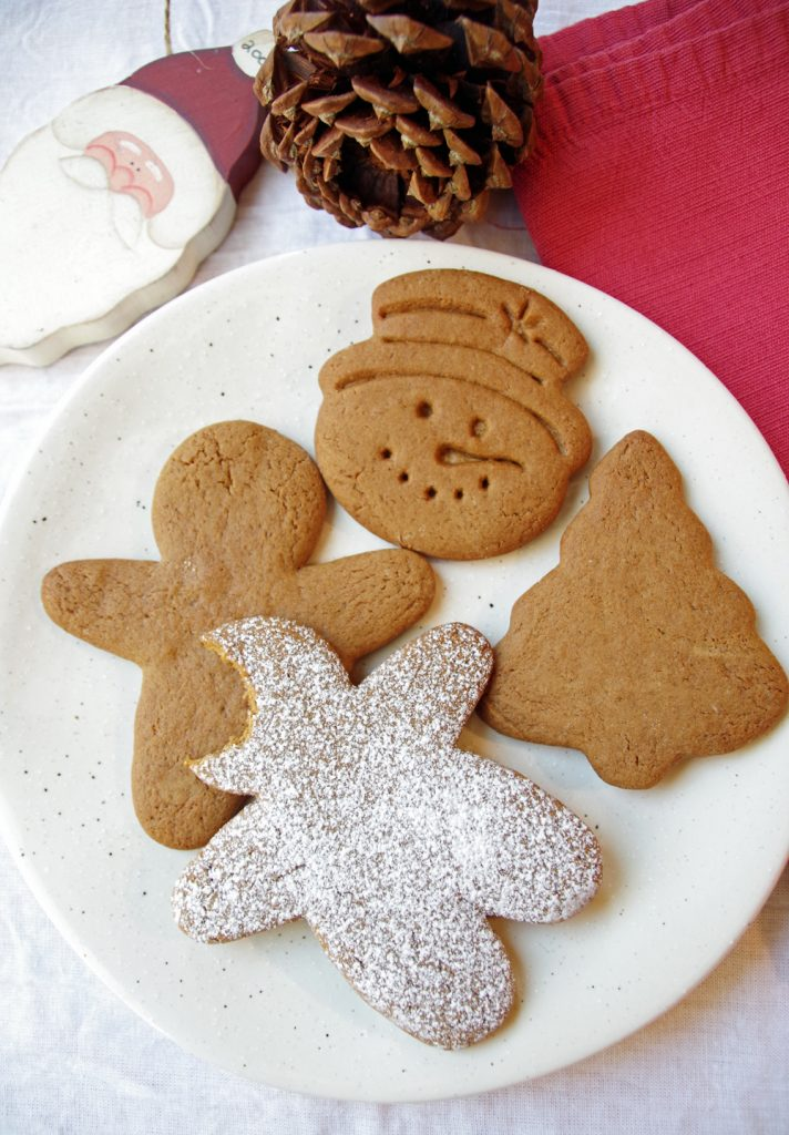 Homemeade Gingerbread Cookies