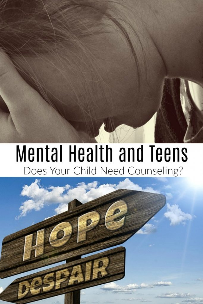 Mental Health and Teens: Does Your Child Need Counseling?