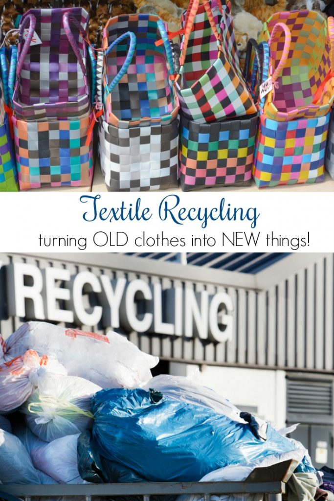 Textile recycling is gaining in popularity. Learn how recycling old clothes helps create a sustainable closet and reduces your carbon footprint.