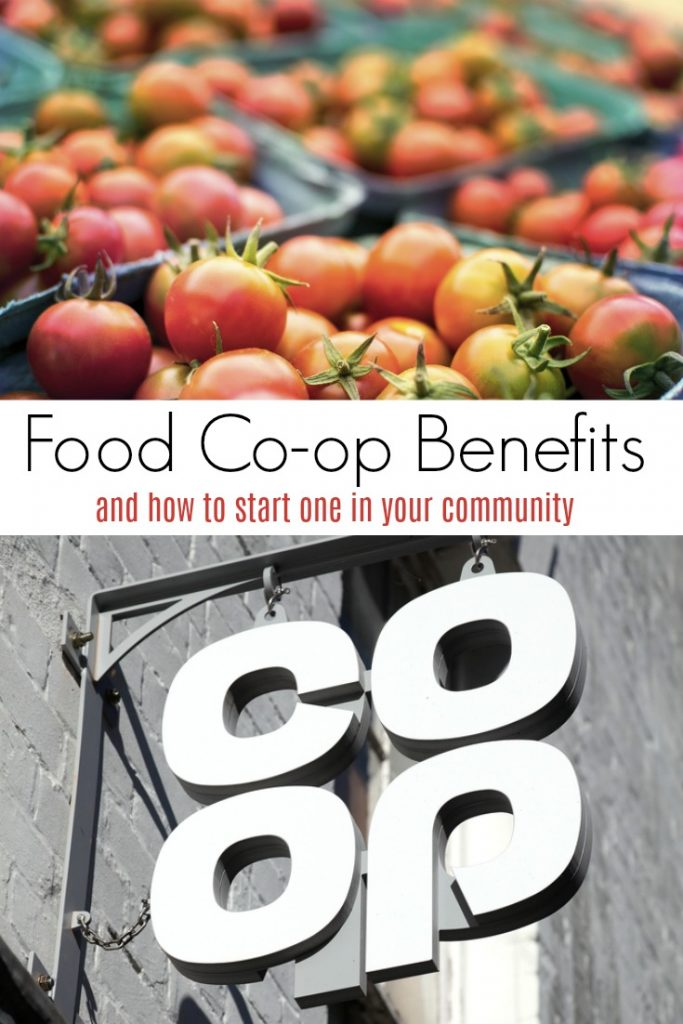 Food Co-op benefits and how to start one in your community